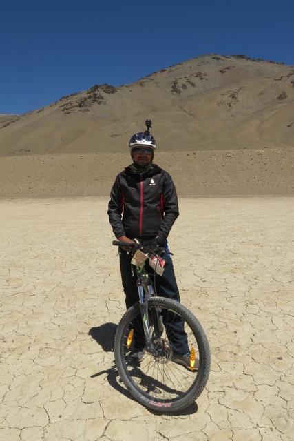 Cold Desert of Tibetan Plateau