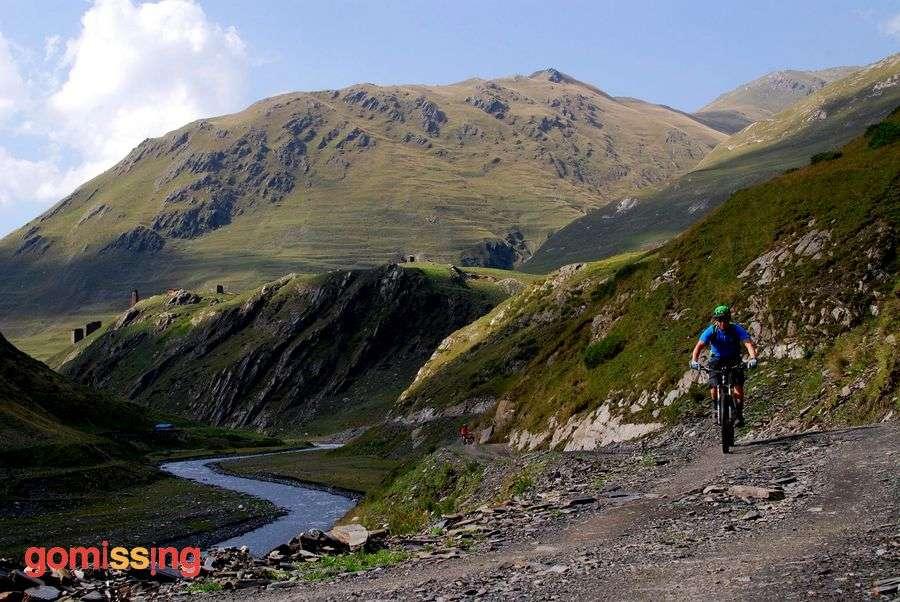Mountain biking in Georgia