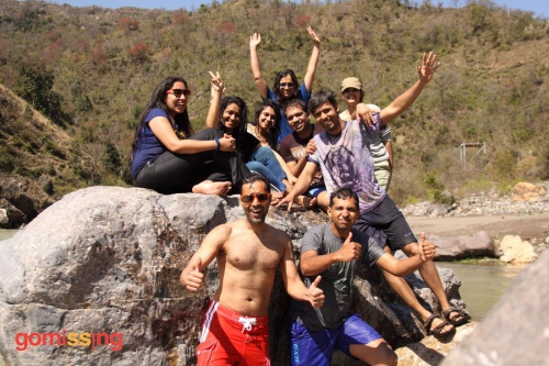 New year eve trip