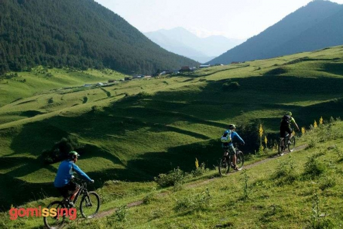 Tusheti Georgia cycling trip