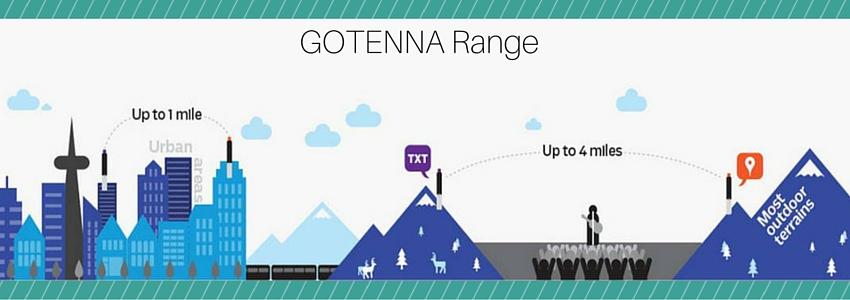 gotenna range