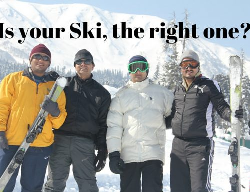Your Guide to the Right Ski for a Smooth(er) Ski Run!