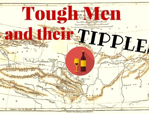 Tough Men and Their Tipples