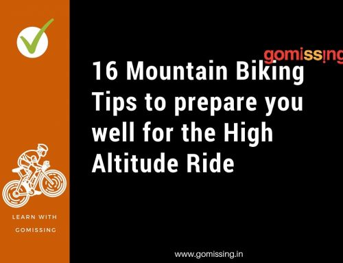 16 Mountain Biking Tips from the Manali Leh Cycling Expedition