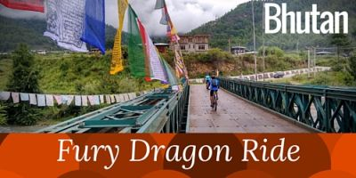 Bhutan cycling tour