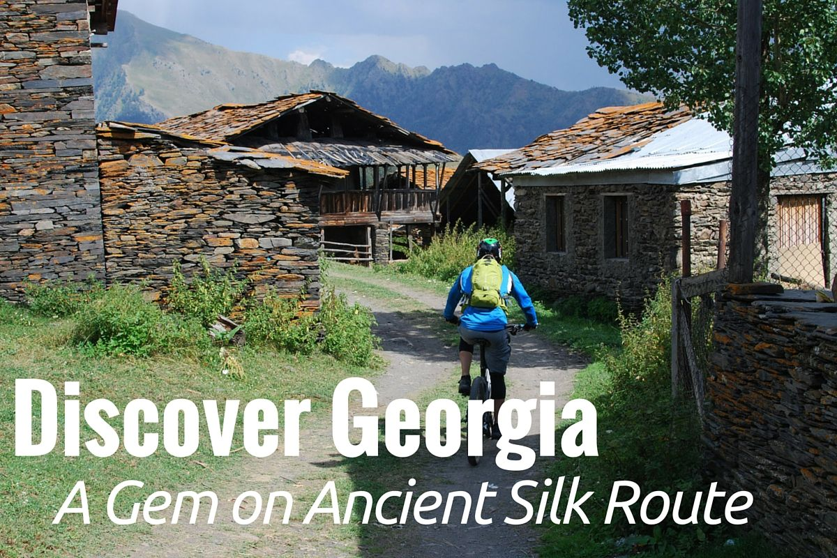 Georgia cycling expedition