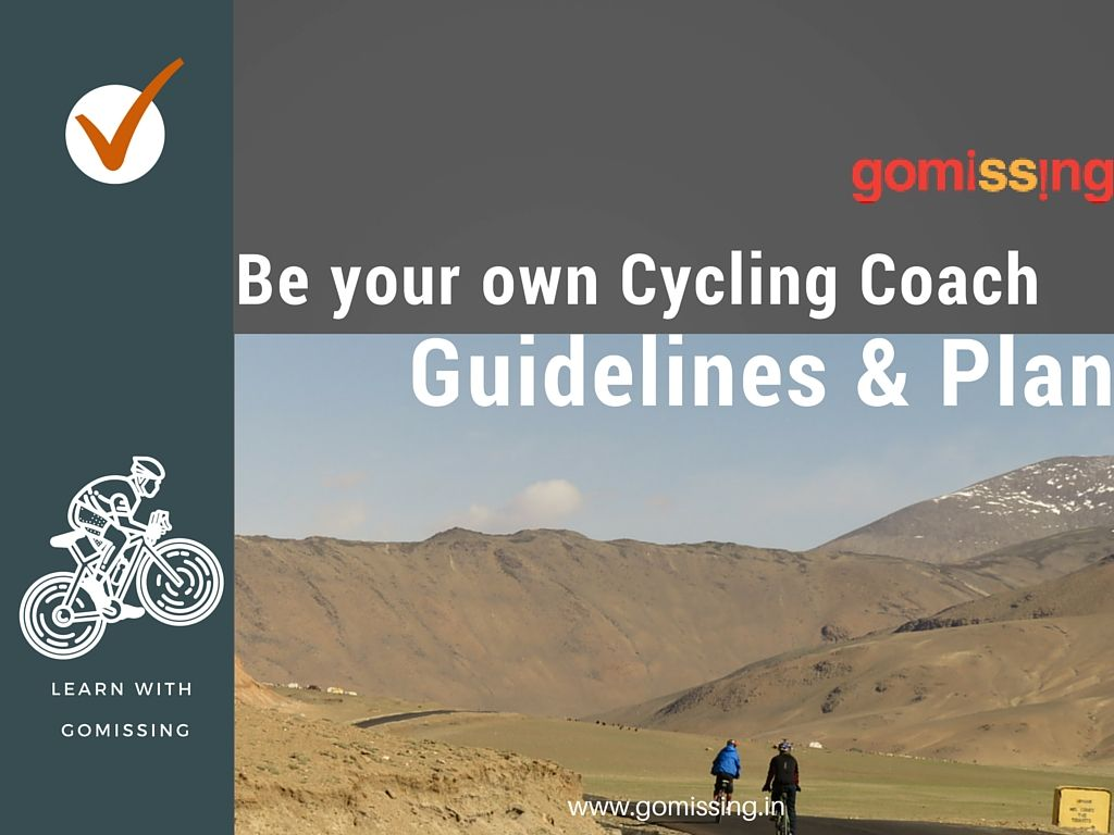 Be your own coach - guidelines and plan