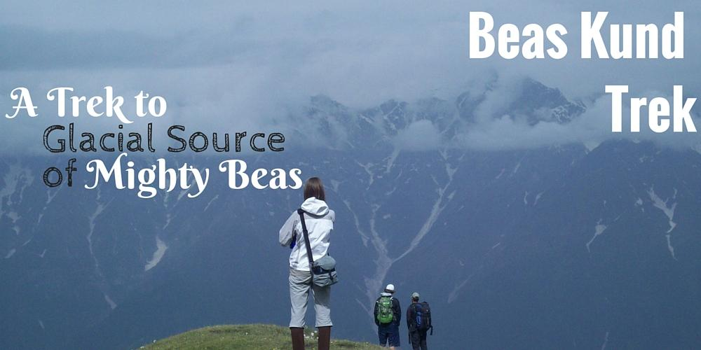 Beas Kund Trek - Manali, Himachal Pradesh