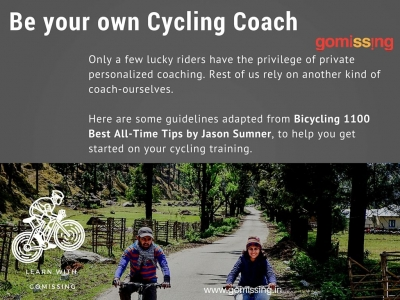 Get started on cycling training