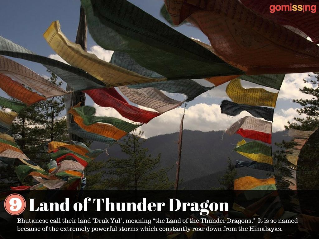 bhutan facts