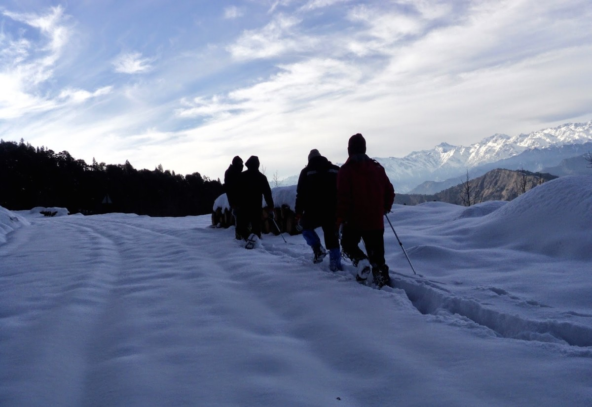 Chopta Chandrashila Winter Trek