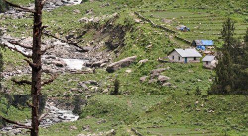 Bada Bhangal, Kangra, Himachal Pradesh trek