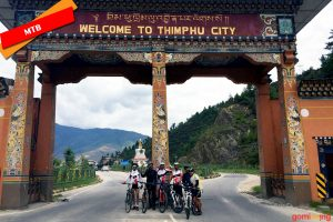 Bhutan Mountain Biking Expedition - Fury Dragon Ride