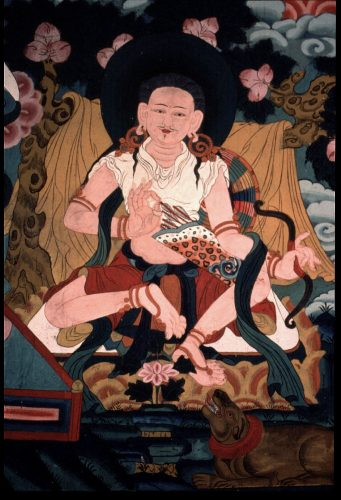 Painting of Drukpa Kunley, alchetron.com