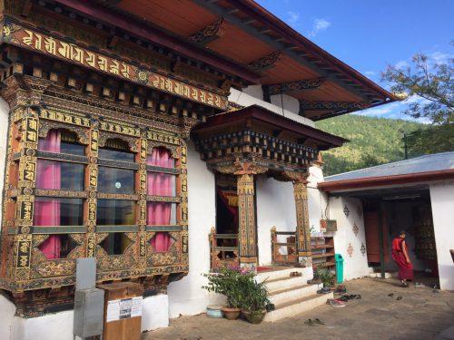 Chimi Monastery