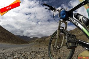 Ladakh mountain biking expedition