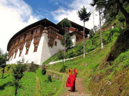ango Monastery, Bhutan