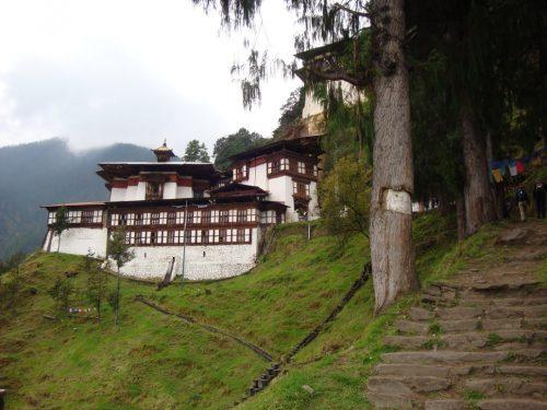 Cheri Monastery, Bhutan
