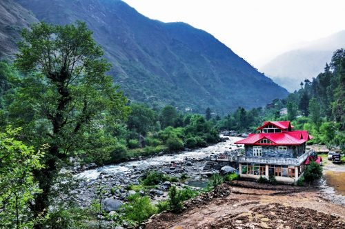 Beautiful Homestay at Tirthan Valley