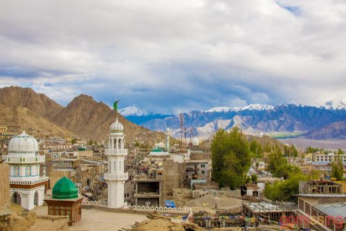 The City of Leh.