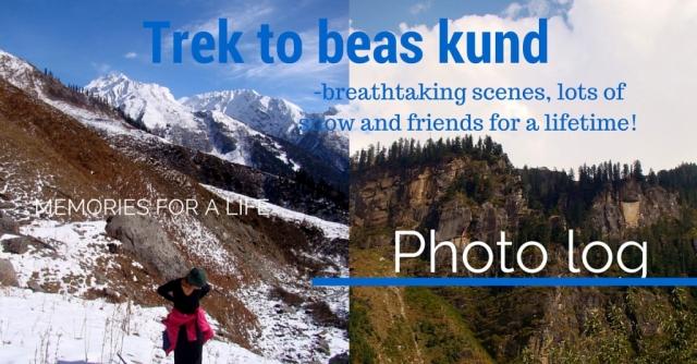 GoMissing Trek to Beas Kund
